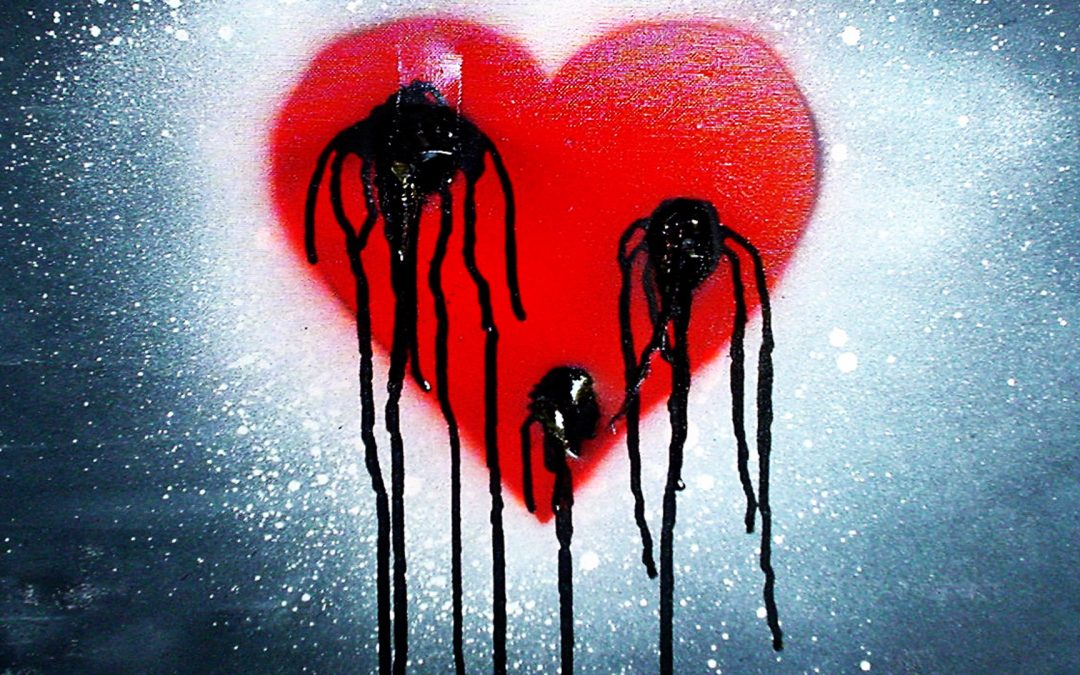 Oh, My Bleeding Heart!