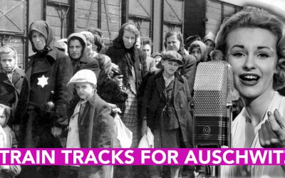 Singers, artists collaborate for more federal funding with 'Train Tracks For Auschwitz'