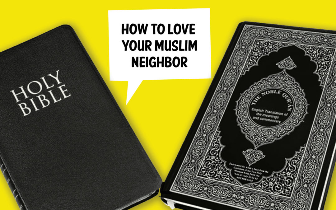 How to Love Your Muslim Neighbor with Dr. James White