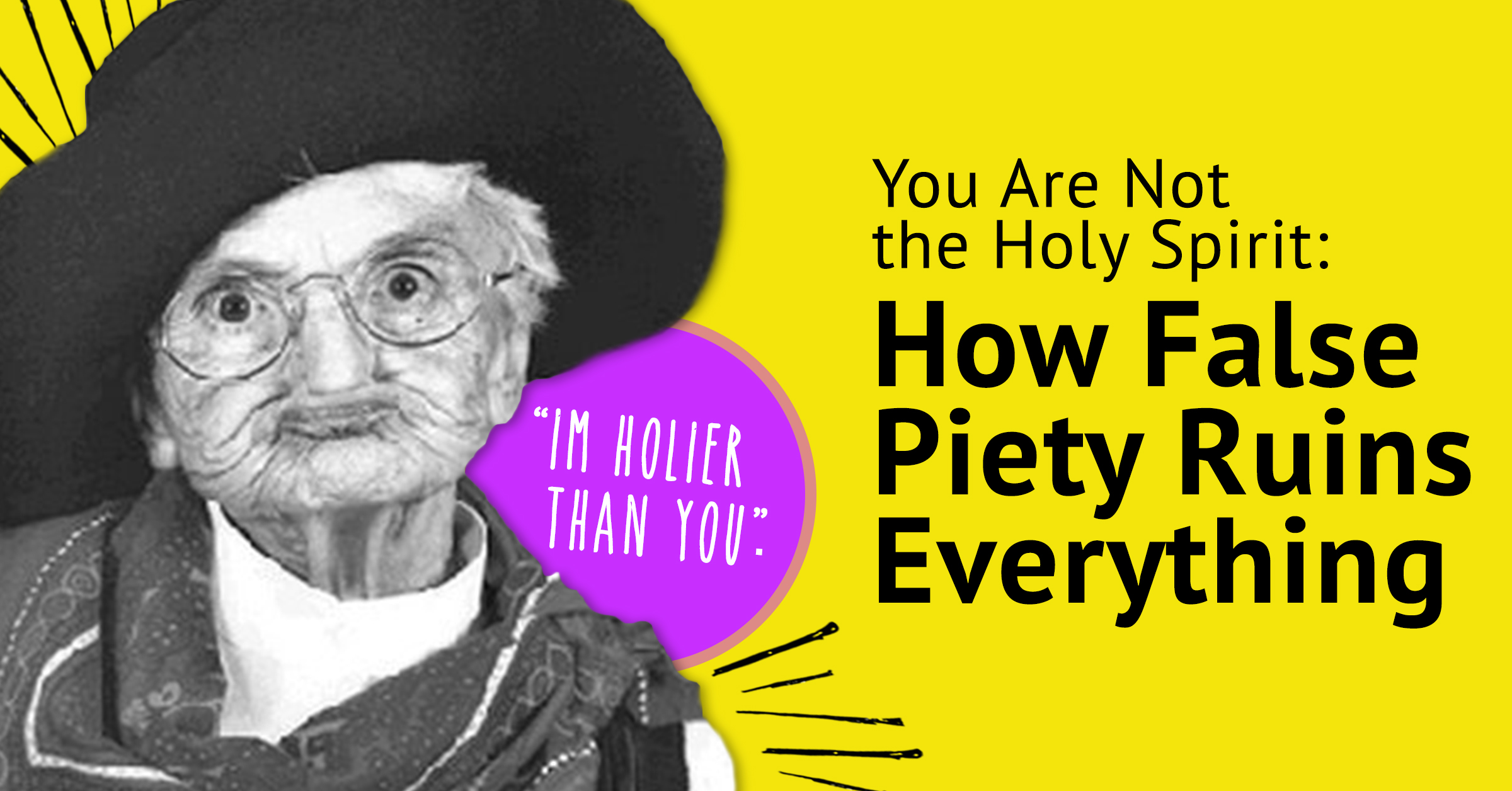 Piety holiness