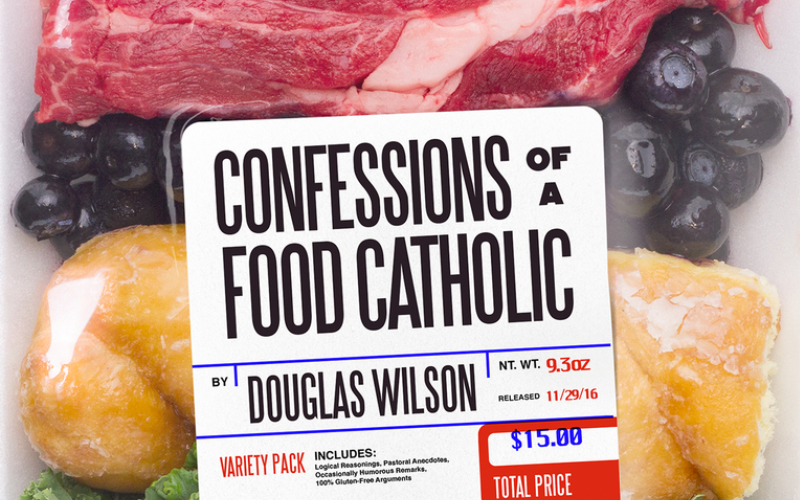 Confessions of the Food Catholic