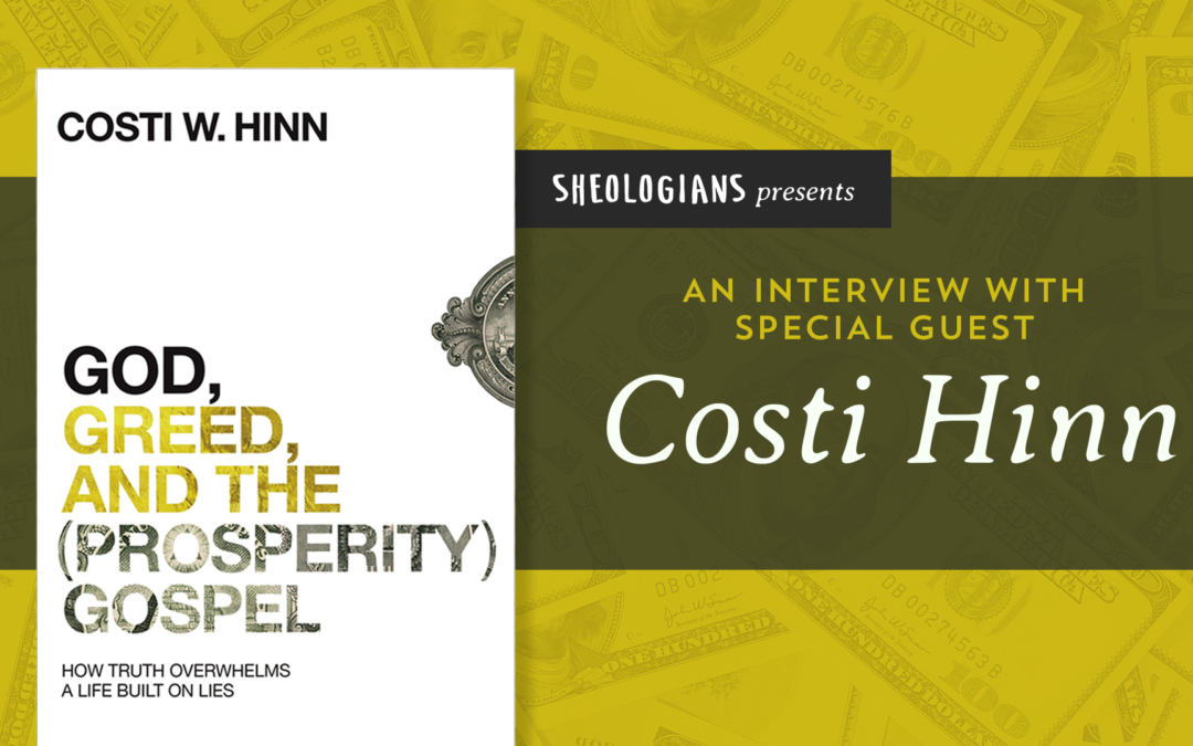 God, Greed, & the Prosperity Gospel: An Interview with Costi Hinn