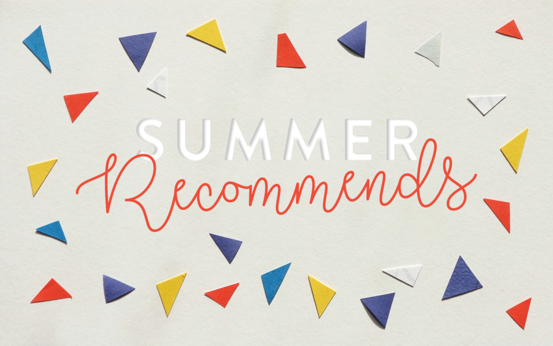 Summer Recommends, November Edition