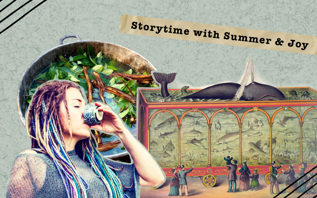 Storytime with Summer & Joy