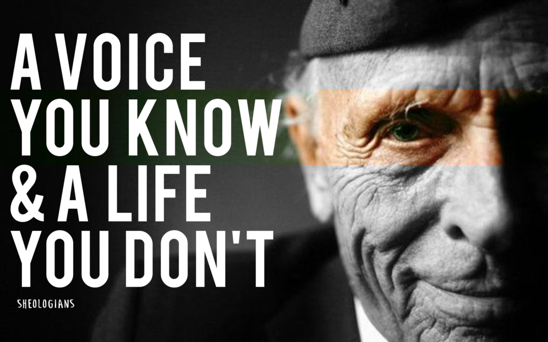 A Voice You Know & A Life You Don't