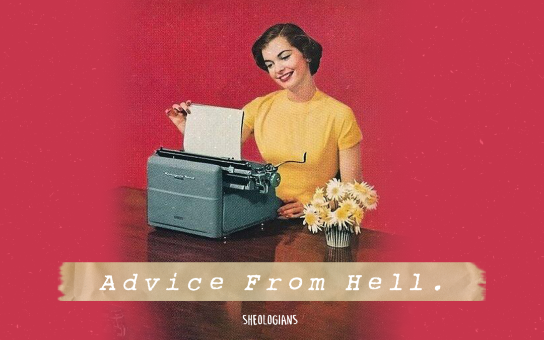 Advice from Hell