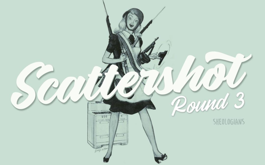Scattershot, Round 3